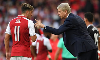 Sport: Arsenal vs Liverpool: What Wenger told his players at half time revealed