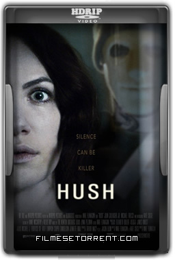 Hush A Morte Ouve Torrent HDRip Dual Áudio 2016