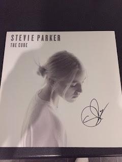 Stevie Parker The Cure Vinyl singing, pop, live, album, kmmreviews, kmmr, the cure,