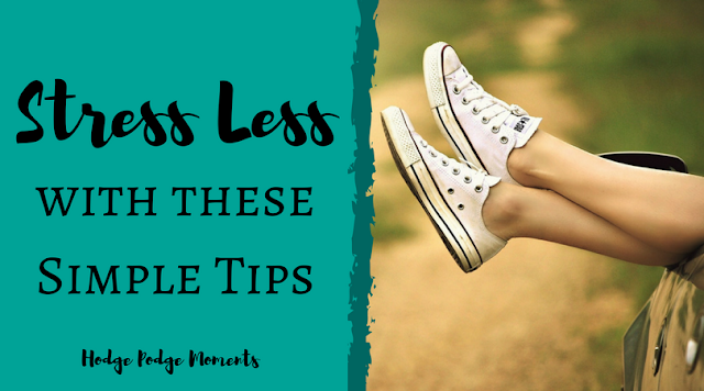 Stress Less with these Simple Tips