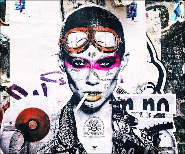 Straßenkunst, Graffiti, London, street art in London