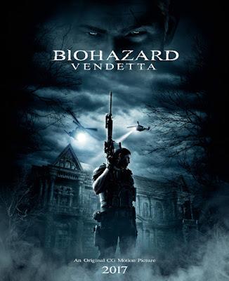 Biohazard Vendetta (poster)