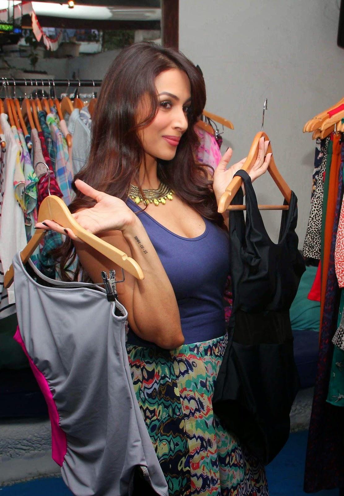 Malaika Arora Khans Sexy Figure  Bollywood News-4697