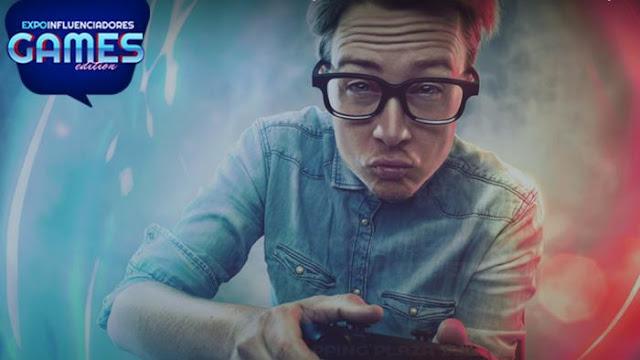 Expo Influenciadores – Games Edition