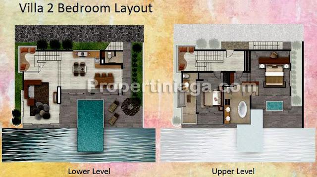 Villa-2-Bedroom-Layout