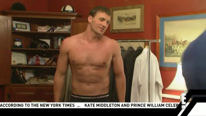 Male Celeb Screencaps: Ryan Serhant Naked Screencaps In