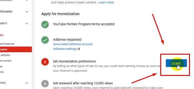Menghasilkan Uang Dengan Youtube Mengkaitkannya ke AdSense 2019 iii