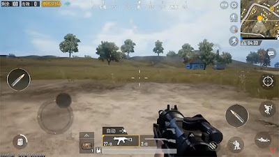 How to get the 'pacifist' rank/title in PUBG Mobile