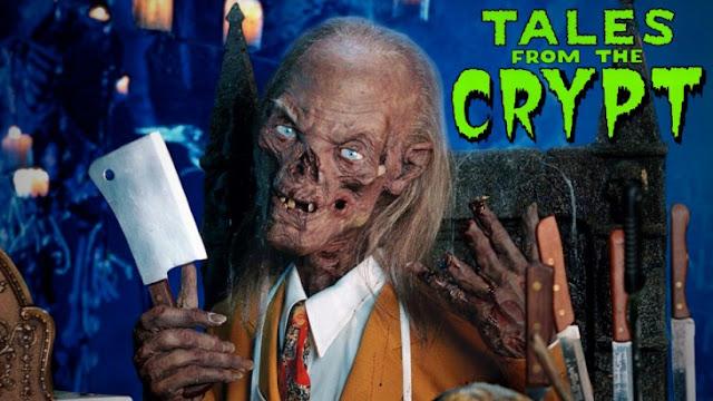 """TNT anuncia el regreso de la famosa serie de televisión noventera """"Cuentos de la cripta"""""""