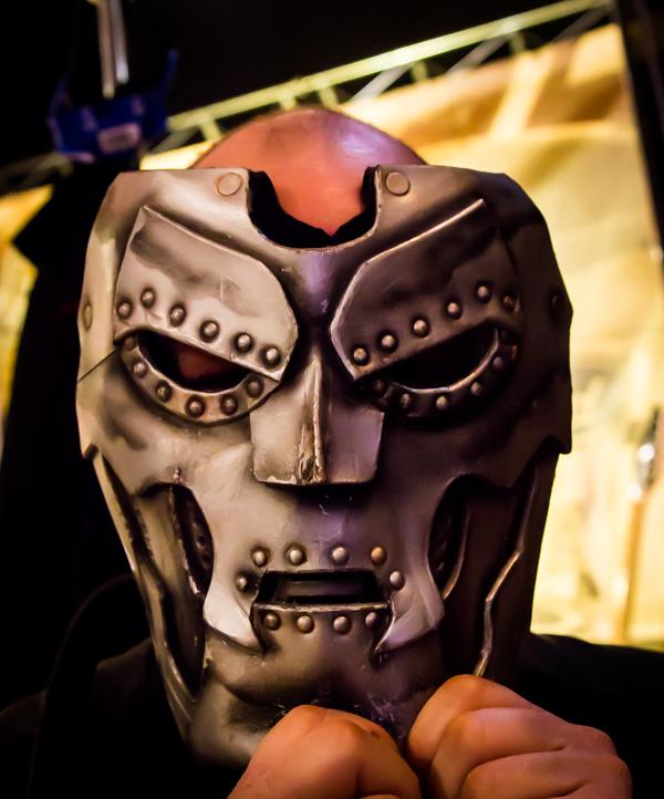 nahkamaski naamio steampunk maalattu naamari bardjester larp roleplay roolileikit larppaus