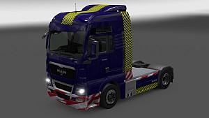 Heavy Transport 1.0 for MAN TGX