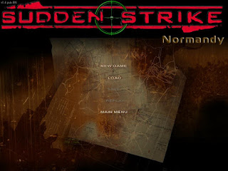 Sudden Strike Normandy PC GAME