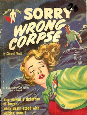 Image result for sorry wrong corpse