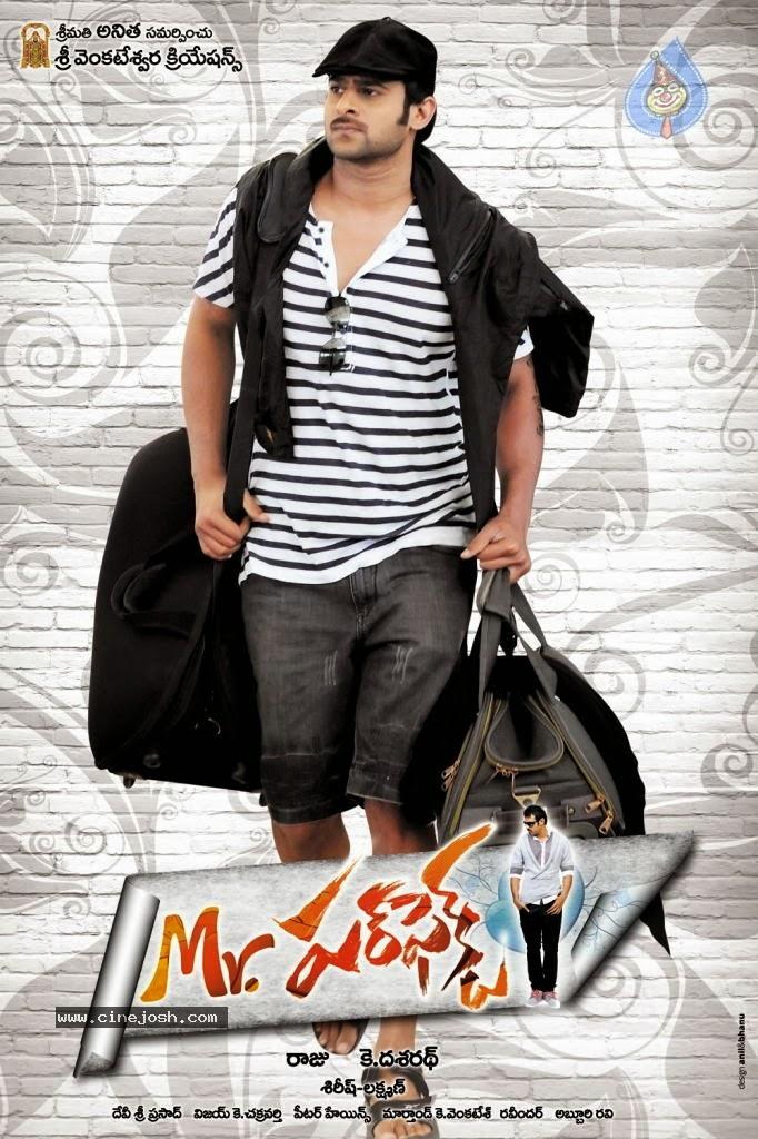 Mr perfect movie songs   chali chali ga song   prabhas   kajal.
