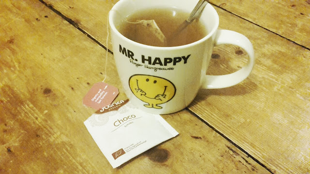 Project 366 2016 day 314 - Choco Yogi Tea // 76sunflowers