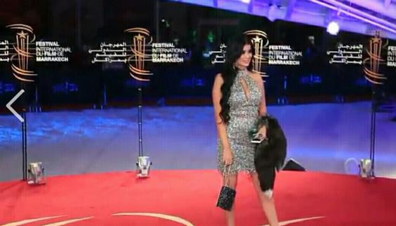 بالفيديو.. أناقة النجوم فوق البساط الاحمر تخطف الانظار في اليوم الثالث لمهرجان مراكش