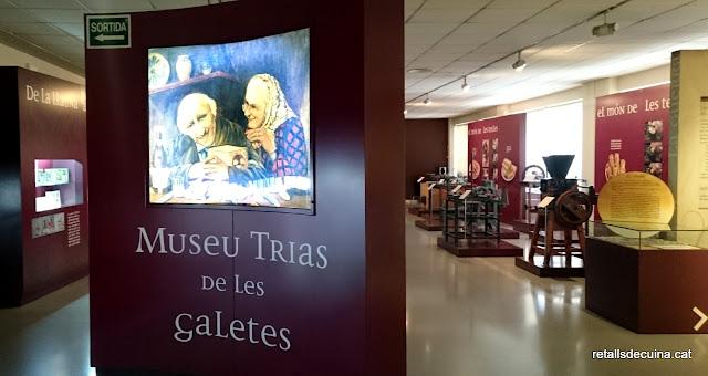 Visita al Museu Trias de les Galetes