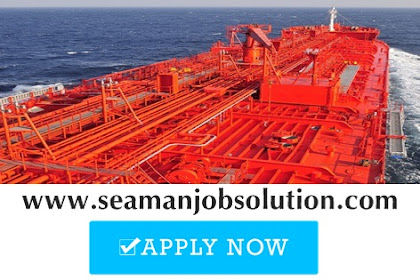 Urgent chief officer for oil tanker vessel