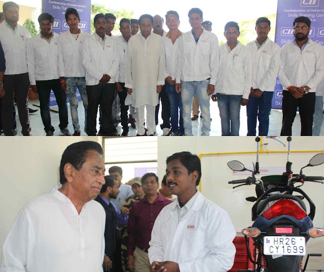 Empowering Rural Youth with Employable training at CII Skill Training Centre
