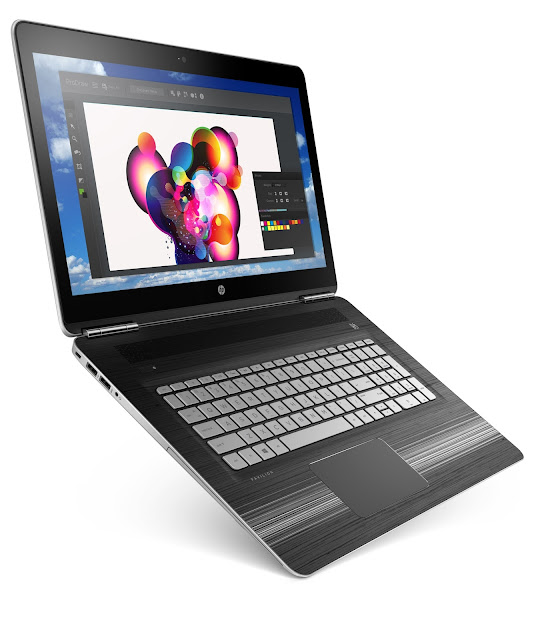 HP Power Pavilion 17.3 Modern Gold #thelifesway