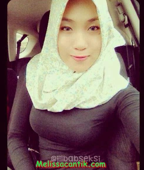 Foto bugil cewek hijab