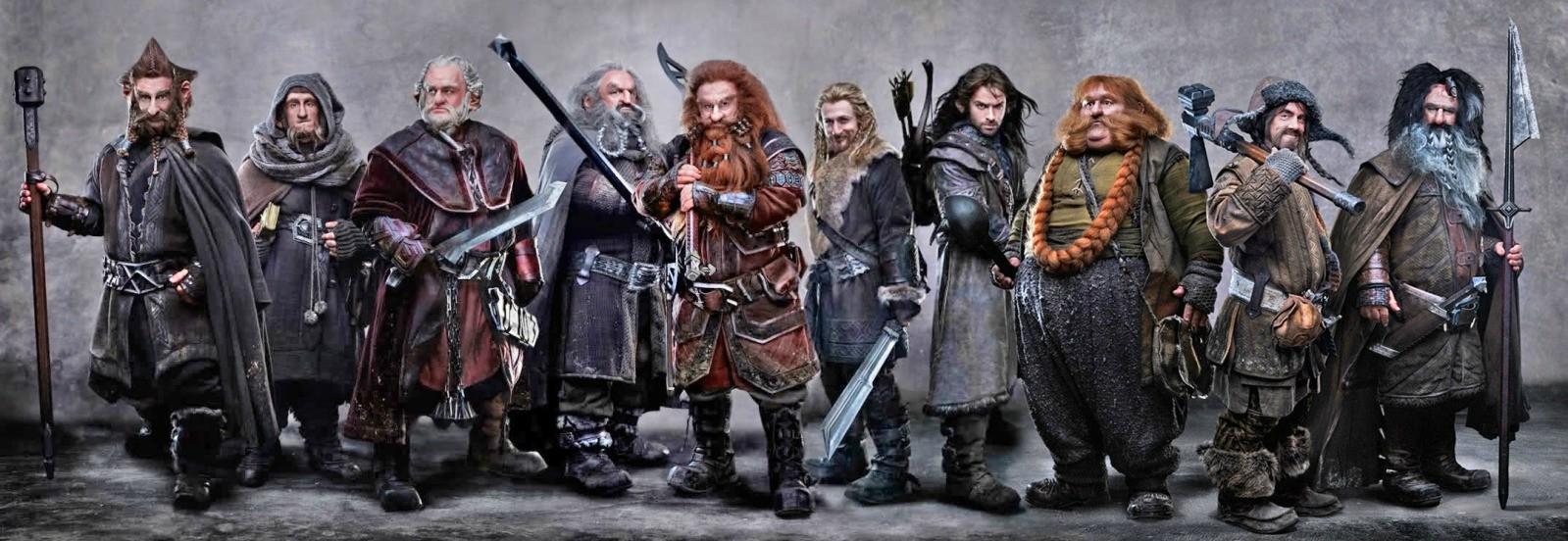Hobbit Zwerge
