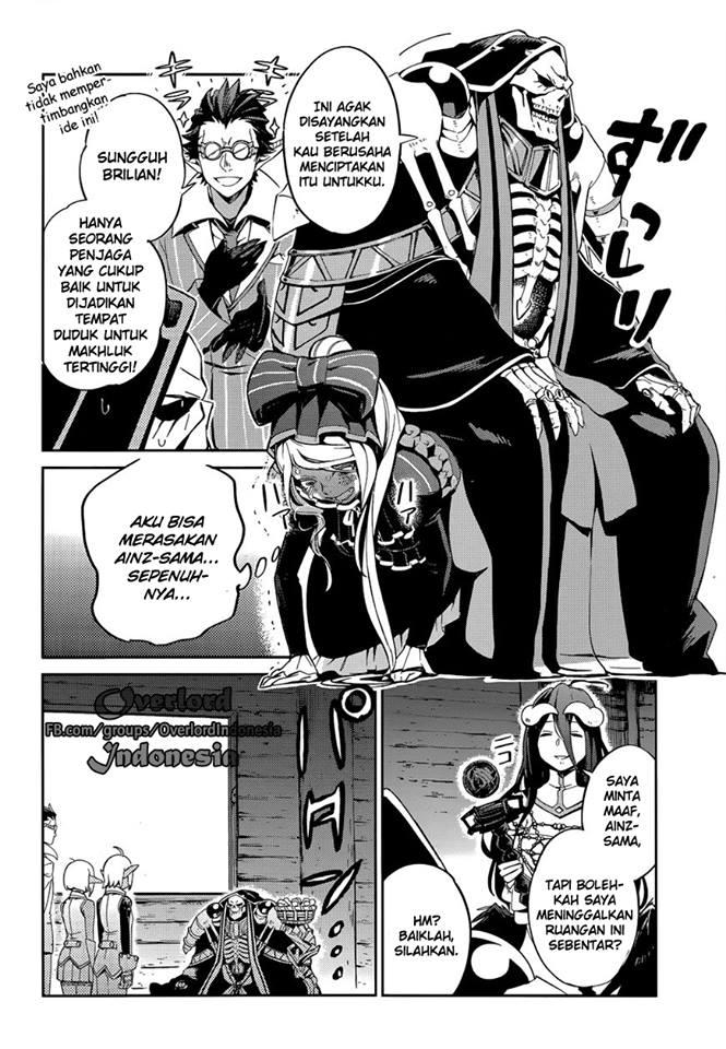 Komik Overlord chapter 25 Bahasa Indonesia