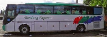 Harga Tiket Bus Bandung Express