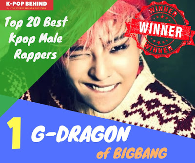 G-Dragon of BIGBANG