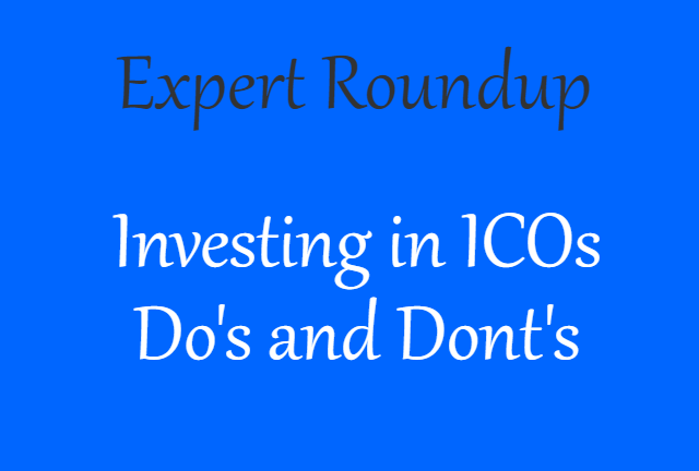 expert share how to evaluate ICOs