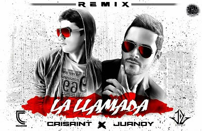 Crisaint Ft Juandy - La Llamada (Remix) (Video Lyric) | @CrisaintMusic @JuandyMusic
