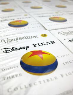 Pixar Series 3 Vinylmation