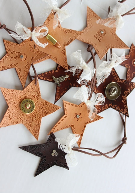 Fancy Meeting Ewe: Handmade Cowgirl Country Christmas Tree ...