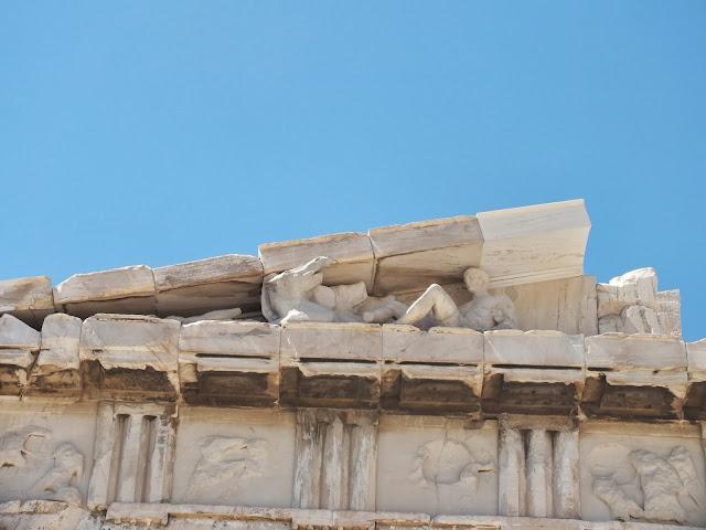 Detalle del Acrópolis