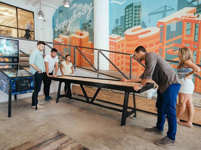 共享經濟好夯!WeWork成長爆衝 獲選世界前五大科技獨角獸  美國有WeWork,台灣有WorkFun喔!!