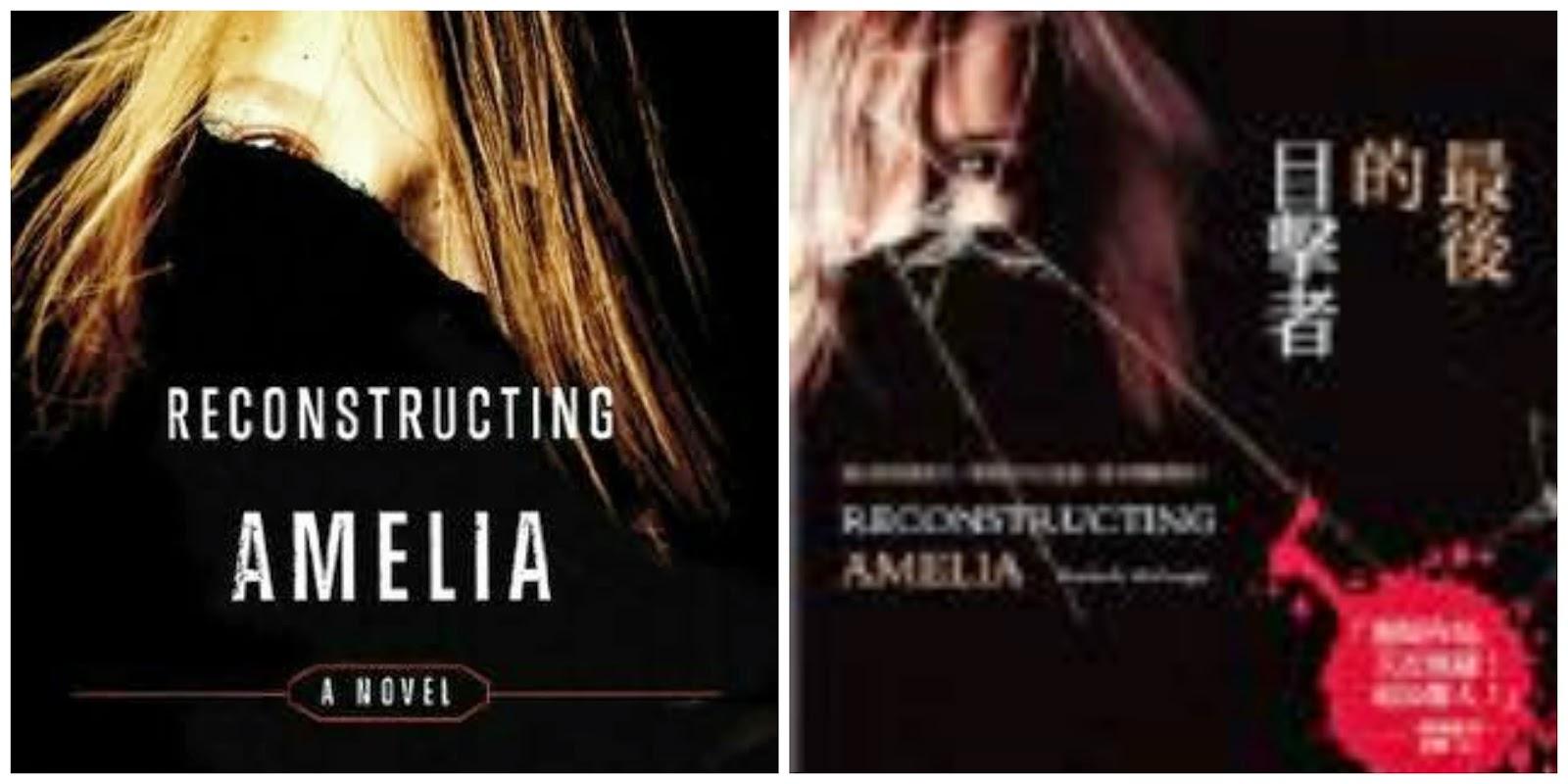 Reconstruindo Amelia, Kimberly McCreight, Resenha