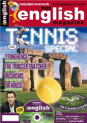 Hot English Magazine - Number 70