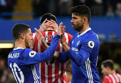 Chelsea 4 – 2 Southampton [Premier League] Highlights 2016/17   DOWNLOAD VIDEO
