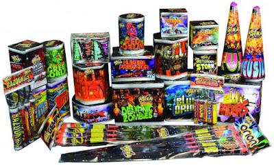 jual fireworks murah