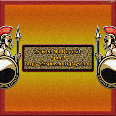 25 free spins no deposit bonus spartan slots