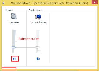 Cara mematikan suara aplikasi tertentu ketika mendengarkan music di komputer