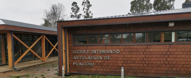 Liceo Antulafquen de Puaucho