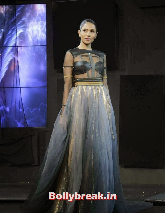 Candice Pinto, Gavin Miguel Show at Blenders Pride Fashion Tour 2013