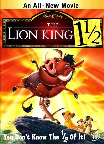 Lion king 3 / Ο βασιλιάς των λιονταριών 3 (2004) ταινιες online seires oipeirates greek subs