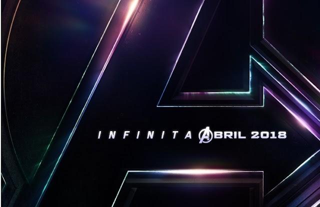 Confiram o primeiro trailer e pôster de Vingadores: Guerra Infinita