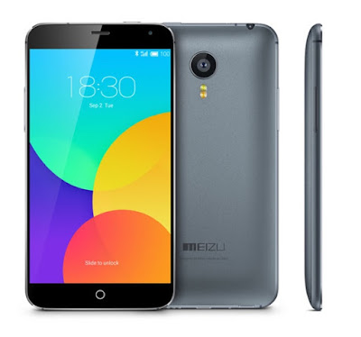 Meizu MX5 Smartphone Launched with Fast Charging Technology