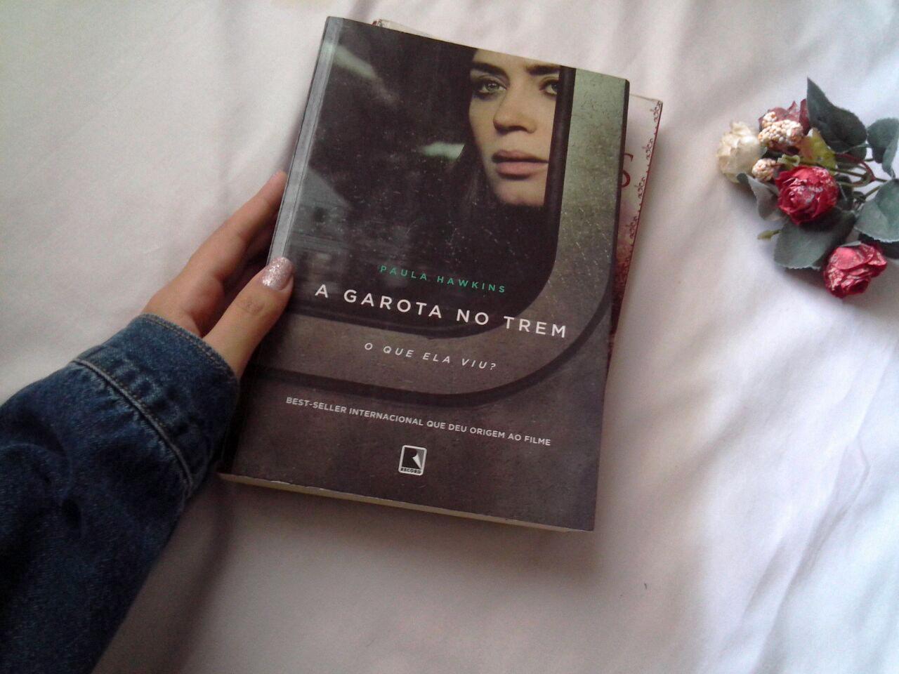 Resenha | A garota no trem - Paula Hawkins