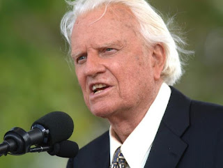 Morre Billy Graham, pastor mais influente dos Estados Unidos