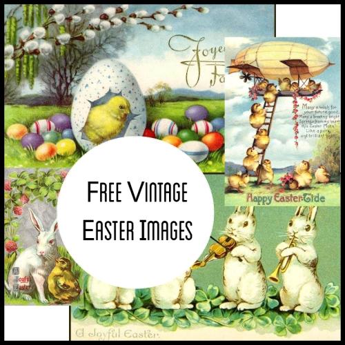 Free Vintage Easter Cards 106