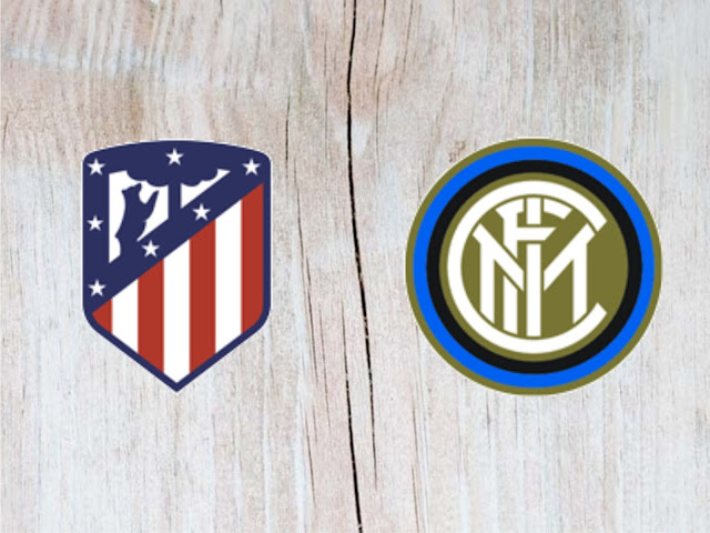 Atlético Madrid vs Internazionale Full Match & Highlights - 11 August 2018